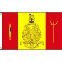 Fleet Protection Group Royal Marines Flag 5ft x 3ft Military Banner New