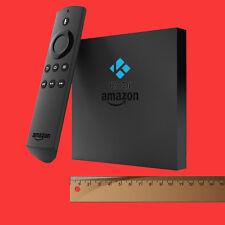 Amazon Fire TV 2.0 4K Ultra HD + Jailbreak Kodi 16.1 LIVE TV Xstream SkyGo