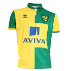 OFFICIAL NORWICH CITY FOOTBALL CLUB 2015-16 HOME SHIRT