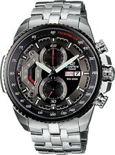 Casio Edifice EF-558D-1AV Men's Sport Watches with Chronograph Tachymeter Date