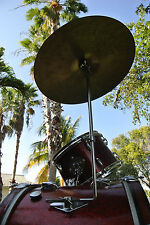"RARE!!! 17"" K ZILDJIAN & Co. CRASH CYMBAL 1230 grams from ISTANBUL TURKEY! C353"