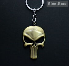 Portachiavi teschio The Punisher - Skull Keychain - The Punisher Marvel Gadget