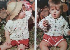 Strickheft Burda special - Stricken fürs Baby - Handarbeitsheft - Taufkleid