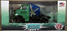 M2 MACHINES 1:64 SCALE DIECAST METAL GREEN 1957 DODGE COE TRANSFER TRUCK