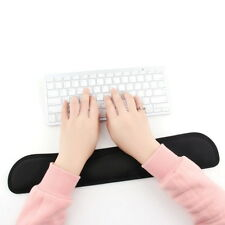 Black Wrist Rest Support Comfort Pad for PC Keyboard Raised Platform Hands P3