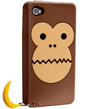 Coque Case-Mate Creatures Bubbles - Singe iPhone 4 et 4S