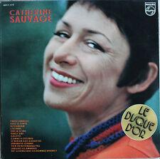 CATHERINE SAUVAGE  33T  LP