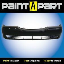2007 2008 2009 2010 Lincoln Town Car (W/O Fogs) Front Bumper (FO1000528) Painted