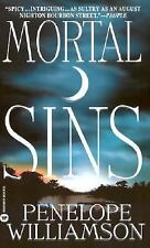 Mortal Sins, Williamson, Penelope, Good Book