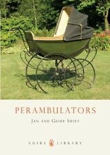 COACH BUILT PRAM BOOK  VINTAGE & OLD PRAMS PERAMBULATOR