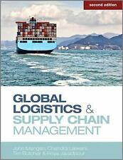 UsedGlobal Logistics and Supply Chain Management by John Mangan Paperback Book (