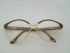 MISSONI GLASSES BRILLE  WOMAN Vintage ages 80's  NERD 444 DE