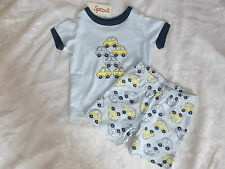 "BNWT ""SPROUT"" BOYS BLUE PJAMA 2 PIECE SET ** SIZE 0"