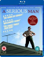 A SERIOUS MAN - BLU-RAY - REGION B UK