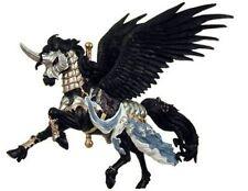 NIB  Nene Thomas Carousel Pegasus Unicorn Horse Ornament  Raven Black #83905