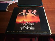 The Bonfire Of The Vanities LP O.s.t. CULT!!! ORIGINALE Ex/mint!!!!!