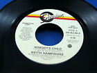 KEITH HAMPSHIRE - Nobody's Child - 1981 PROMO 45 NEAR MINT