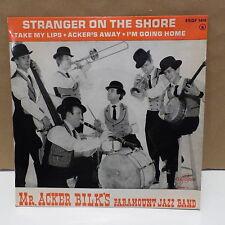 MR ACKER BILK 's Paramount jazz band ESDF 1410