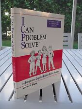 I CAN PROBLEM SOLVE BY MYRNA B. SHURE 1992