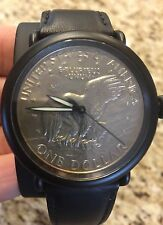 Shinola Limited Edition (number 10 of 11) Coin Watch