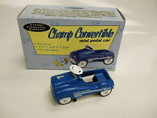 Xonex Champ Convertible Mini Pedal Car MIB 1996 Collector Edition