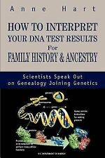 How to Interpret Your DNA Test Results for Family History and Ancestry :...