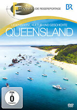 DVD Queensland and Australia from Br Fernweh The Travel magazine with