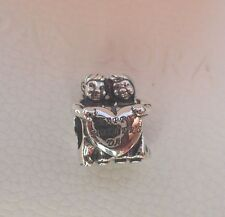 AUTHENTIC PANDORA CHARM HAPPY MOTHERS DAY FROM US 791517