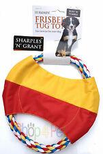 """Frisbee Perro Remolcador De Juguete, """"que flota en agua"""" gran diversión y ejercicio Para Tu Perro"""