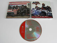 LIZZY BORDEN Menace to Society CD 1986 VERY RARE ORIG 1st PRESS USA on ENIGMA!!!