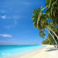Seaside 10'x10' Computer-painted Scenic Photo Background Backdrop SN270B881