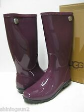 Ugg Shaye Aster Rain Boots Women US8/UK6.5/EU39/JP25
