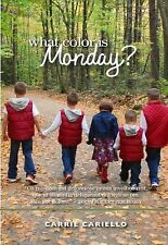 What Color is Monday? How Autism Changed One Family for the Better, Carrie Carie