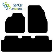 RENAULT SCENIC 03-09, Senza Aperture Botole, TAPPETI AUTO tappetini + 4 block