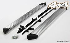 Nissan Qashqai 2007 - 2013 Luxury Side Steps Running Boards Set - Type 3