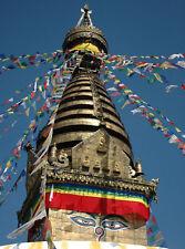 Tibetische GEBETSFAHNEN,5,80 Meter,Buddhismus,Tibet,