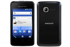 BRAND NEW Sim Free Alcatel One Touch Pixi  SmartPhone Black. Android