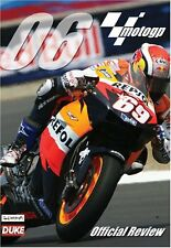 MotoGP Bike World Championship - Official review 2006 (New DVD) Rossi Hayden