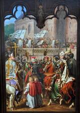 Teutonic Knight Von Feuchtwangen Malbork Castle 1309 Poland 7x5 Inch Print