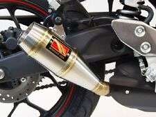 Competition Werkes GP Slip-On Exhaust 2015 Yamaha R3 / WY300