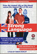STRONG LANGUAGE DVD - A FILM BY SIMON RUMLEY