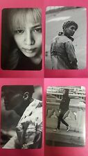 LOT of 4 TAEMIN SHINee PRESS IT Official Photocard Full Set 1st Album SMTOWN 태민
