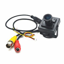 "Mini HD 700TVL Camera CCTV Wide Angle Lens Security Color 1/3"" 2.1mm PAL"
