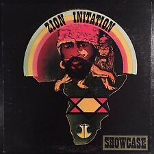 Zion Initation - Showcase - Armagedon LP 33T Rare Roots Reggae 1979 NM MP3