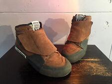 POS 08: AIRWALK Vic Marrone/Brown Skate Sneaker Size 39