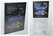 Sodagreen A Endless Story Concert Film Taiwan Live CD+DVD+flyer