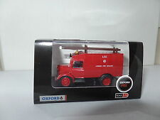 Oxford 76ATV003 ATV003 1/76 OO Scale Austin ATV London LCC Fire Brigade Red
