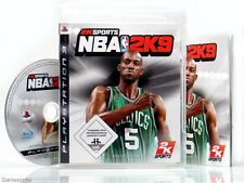 Nba 2k9/2009-dt. version - ~ PlayStation 3 juego ~