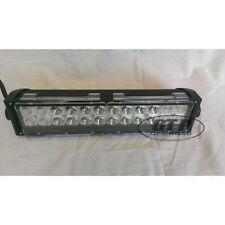 "12"" Off Road LED Light Bar Lens Cover Set Clear RZR xp900 xp1000 jeep truck FJ"