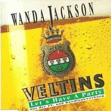 Wanda Jackson Let's have a party (1994, Veltins commercial) [Maxi-CD]